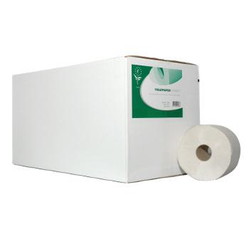 toiletpapierrol 1-laags
