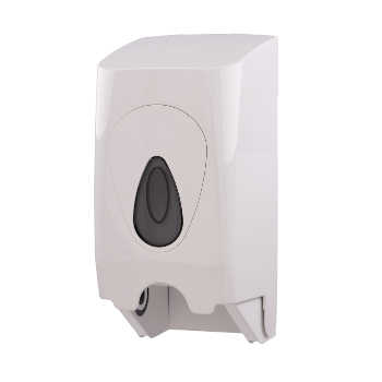 toiletrolhouder duo wit