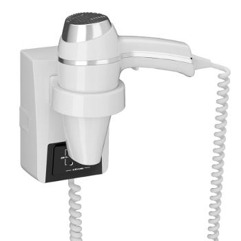 wandhaardroger clipper II S wit 115/230V