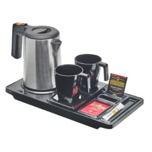 hospitality tray maestro zwart