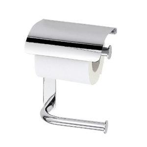 toiletrolhouder met reserve rolhouder chroom