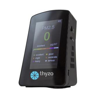 Thyzo-fijnstofmeter