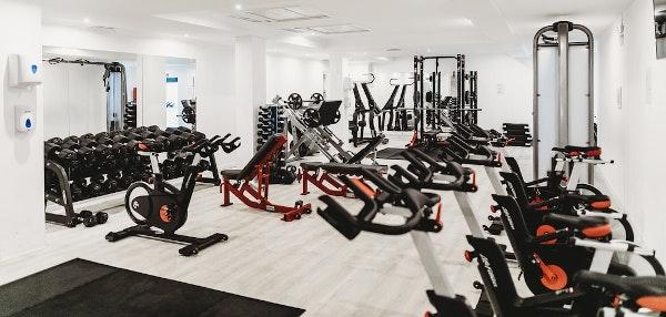 luchtreiniger sportschool